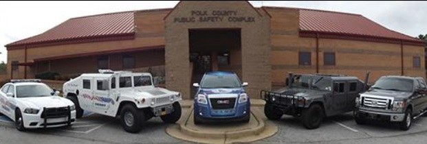 Polk County Arrest Reports Thursday April 1 2021