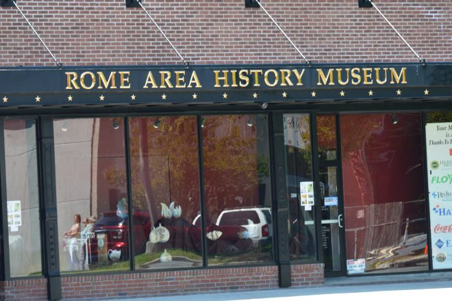 Several Events Planned at Rome History Museum