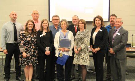 Gordon County Schools Recognizes Employee