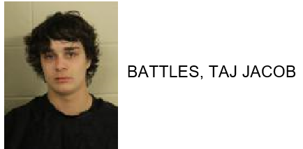 Trion Teen Jailed After Breaking Business Window
