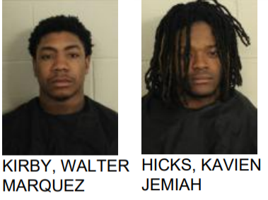 Rome Men Found With Drugs and Gun