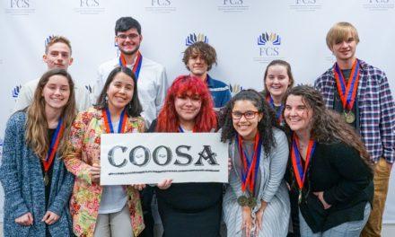 Coosa High School Wins Floyd County Schools Academic Decathlon