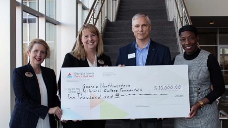 GNTC Foundation receives $10,000 donation
