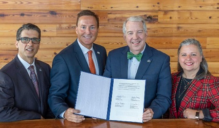 GHC partners with Georgia College