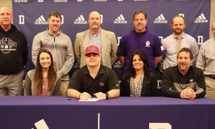 SEcond Darlington Football STar Signs to Play at UGA