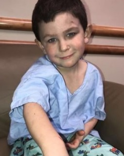 5 Year-old Credited for SAving Family in Kingston