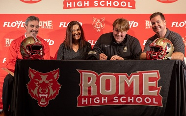 Rome High School Signing Day 2020