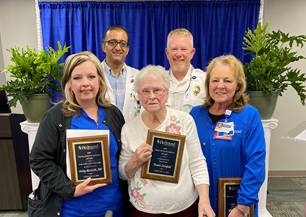 Redmond Regional Medical Center Honors Five with HCA Healthcare's Frist Humanitarian and Excellence in Nursing Awards