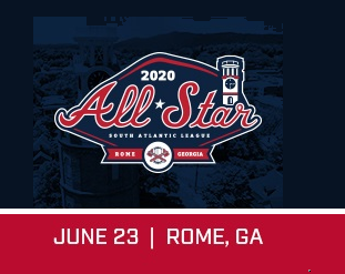 SAL All-Star Game and 2020 Rome Braves regular-season tickets go on sale Monday