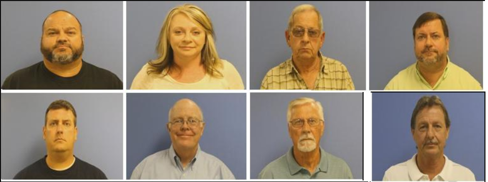 Floyd County Grand Jury Re-Indicts Richardson, 12 Others for School Thefts