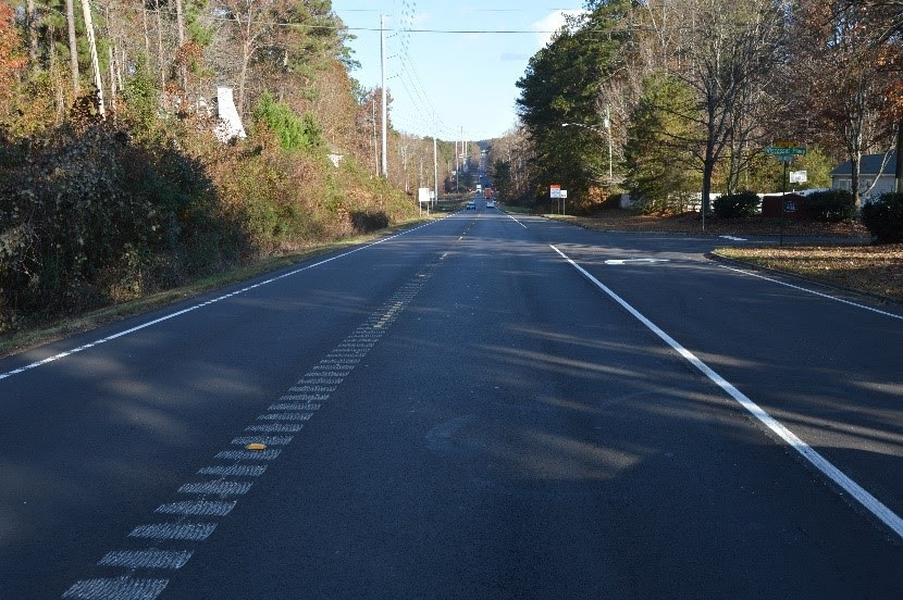 Northwest GDOT Utilizing Rumble Strips to Combat Distracted Driving