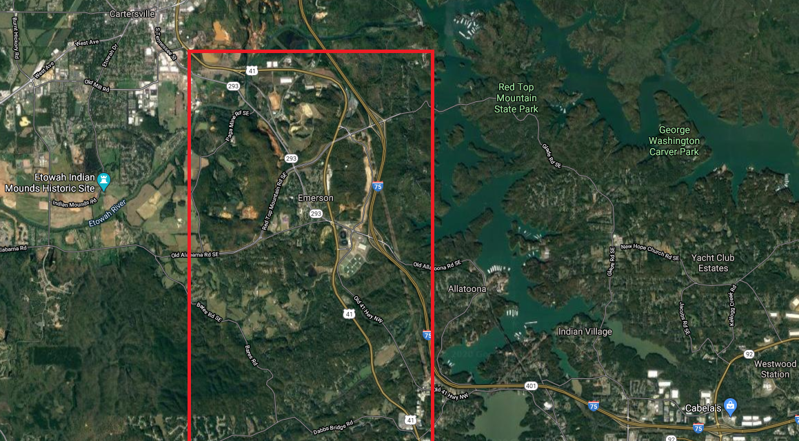 Seven Miles of Highway 41 to be Resurfaced as Part of New GDOT Contracts