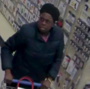 Rome Police Searching for Alleged Shoplifting Suspect