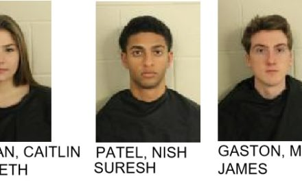 3 Arrested for Trespassing in Students Rooms at Berry College