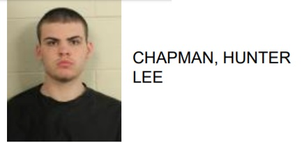 """Adairsville Teen Jailed for Flipping Officer """"the Bird"""" and Cursing in Jail Parking Lot"""