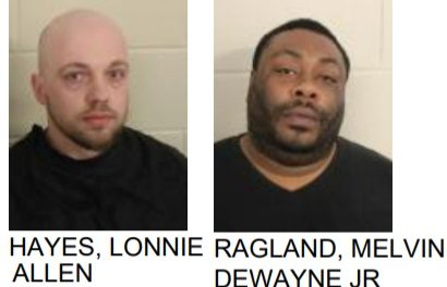 Men Found with Large Amount of Cocaine, Marijuana During Traffic Stop