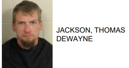 Man Found with Large Amount of Meth, Fails to COmply at Jail