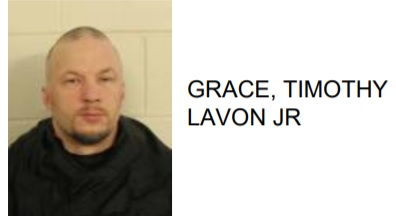 Lindale Man Captured While Burglarizing Business