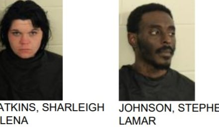 Two Arrested on Drug Charges After Being Loud and Boisterous