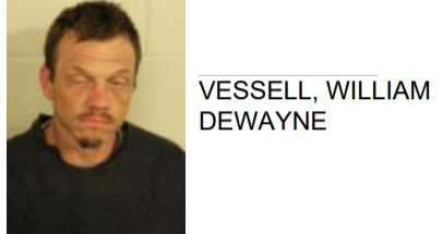 Convicted Felon Found Hiding with GUn, Drugs on Alabama Highway