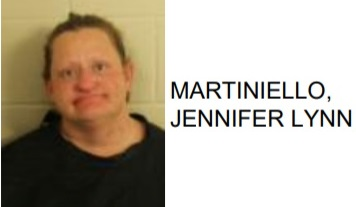 Armuchee Woman Tries to Hide Meth Pipe From Police