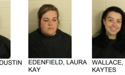 Four Arrested in Lindale on Drug Charges After SEarch Warrant