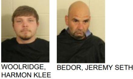 Two Floyd County Men Jailed for Child Molestation