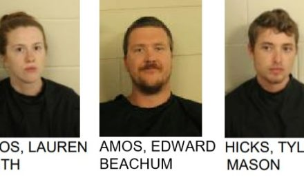 Cave Spring Adults Arrested After Hurting Toddler