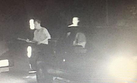 Polk County Authorities Seeking Mailbox Bandits