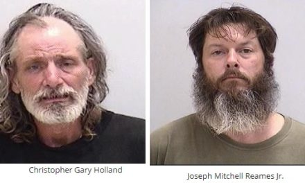 Adairsville PD Charges Two With Trafficking Drugs
