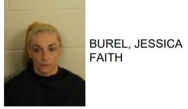 Rome Woman Charged with Escape After Meth Distribution