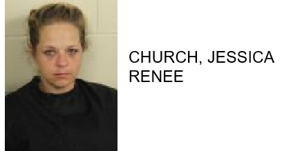 lindale Woman Jailed After Stealing Truck of Jail inmate