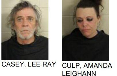 Two Arrested After Metro Drug Task Force Raid