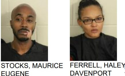 Rome Couple Jailed on Drug and Weapon Charges