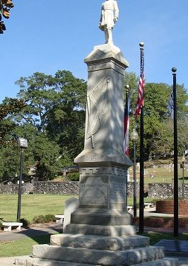 Rome City Commissioners Vote to Move Nathan Bedford Forrest Statue