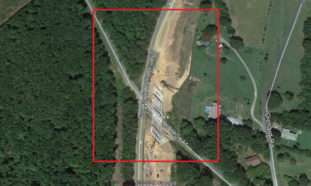 Hwy 41 Bridge Replacement in Adairsville Completed and Open to Traffic