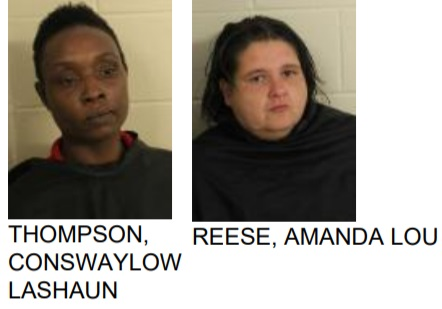 Rome Women Charged with stealing Money from car at Goo Good Car Wash