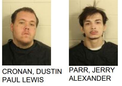 Teens Jailed for stealing Truck, Other items