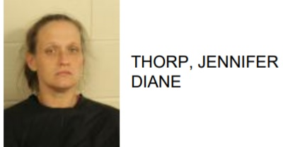 Rome Woman Jailed for Shoplifting at Walmart, Found with Drugs