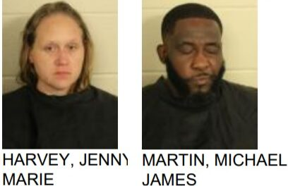 Cave Spring Police Arrest Two on Drug Charges During Traffic Stop