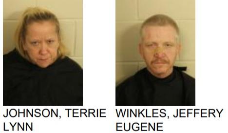Cedartown couple Arrested after police Find Meth
