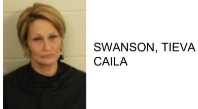 Rome WOman Found with Stolen Car Tag