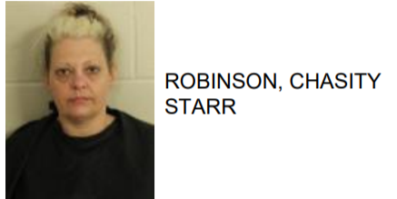 Rome Woman Jailed for Burglarizing Neighbor
