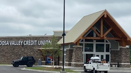 COOSA VALLEY CREDIT UNION RELOCATING MAIN OFFICE Friday