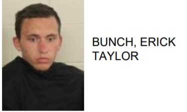Floyd County Jail Inmate Charged with Another of Another