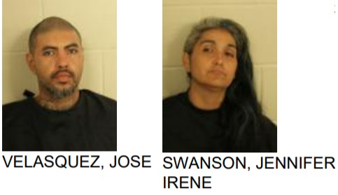 Couple Jailed After Kidnapping, Beating and Raping Woman in Silver Creek