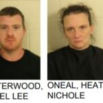 Armuchee Couple Steals Guns, Found with Drugs During SEarch