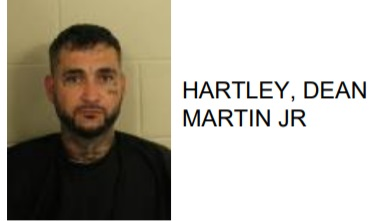 Rome MAn Found with Numerous Drugs During Traffic sTop
