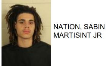Fugitive Arrested After running Stop Sign