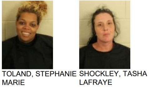 Rome Women Found with Drugs and Gun During Home Search